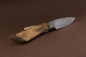 Integral full tang knife by Haraldr32
