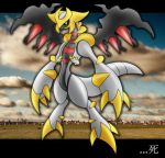 Giratina by GB-of-BS