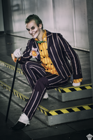 Joker (Arkham Asylum) 5 by ThePuddins