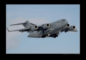 USAF C-17 by jdmimages