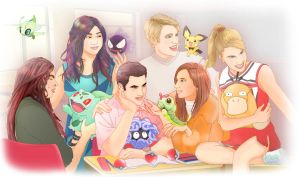 S4 POKEGLEE Part 1 by VainPeach
