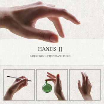 Hands II by GrayscaleStock