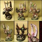 Possessed Chaos Champion by Aeteros