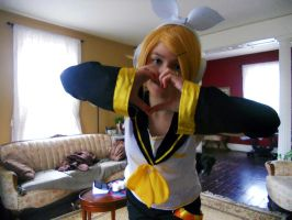 Vocaloid :: Rin Kagamine 3 by dawnleapord
