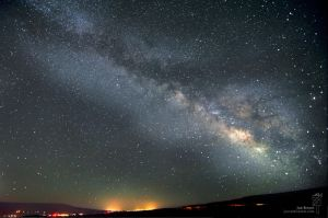 Milky Way Above by Joe-Grand