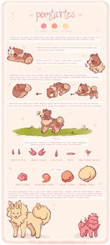 Pomtartes Species Sheet! by Sno-berry