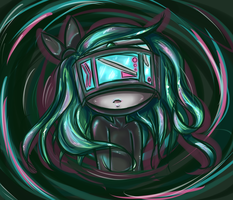 Meloetta - Stomp the Enemy by RequestFag