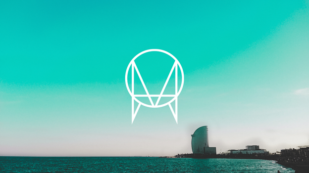 Barcelona Turquoise Wallpaper: OWSLA Version. by TonyKGFX
