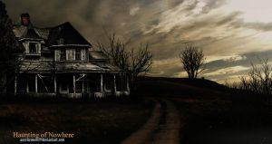 Haunting Of No Where by AurelieMoon