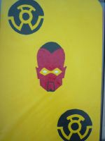 Sinestro pictogram by Sabal33