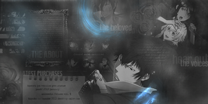 Animexx Profile K and PSYCHO-PASS Edition by IsaVII