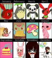 2011 summary meme by minipolkadots