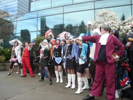 Sakura-Con '08 - OBJECTION by Bishonenrockmysocks