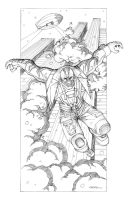 Bane - Pencils by 93Cobra
