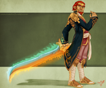 Reimagined: Ganondorf by smokewithoutmirrors
