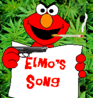 Elmo's Song by wolfforce58