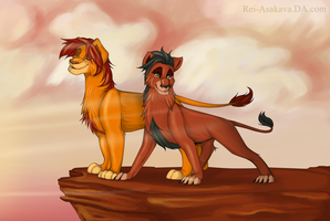 Our kingdom by Rei-Asakava