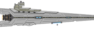 KDY Praetorian-Class Super Star Destroyer by Seeras