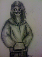 Jeff the Killer by raxoroth