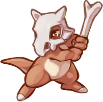 Cubone by bricu