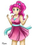 Pinkie Pie by kprovido