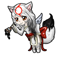 Amaterasu HA by Neoncito