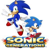 Sonic Generations Dock Icon by Rich246