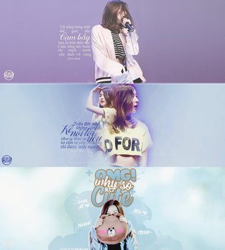 Seulgi Quotes Covers {3} by CeByun688