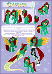 Slipstream Ultimate Reference Guide by Centchi