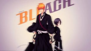 BLEACH Anni IchiRuki wallpaper by Amy-corE