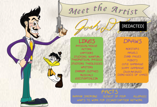 ''Meet the Artist'' Project by Lord-Manedor