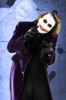 The Joker-Why So Serious? by Ronnie8886