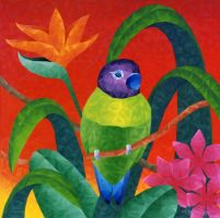 Parrot by apbaron