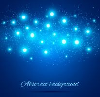 Blue Abstract Background by 1001vectors