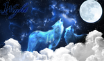 A Howling Constellation by 1Night-1Enigma
