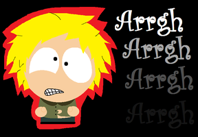 South Park, Arggh by ScrewStudying