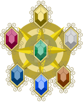 The 7 Elements of Unity by AnimeCitizen