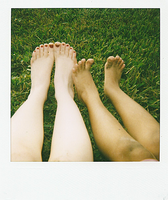 her and i's feet by little-pretty