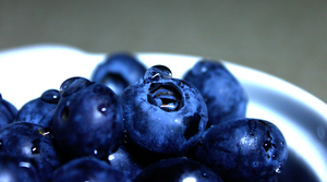 Blueberries by FloWithTheMojo