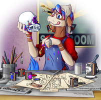 Day of the dead celebrated the Iris way by coyotepack