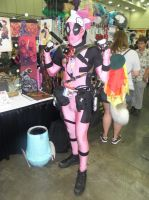 Otakon 2013 - Pinkie Pool by mugiwaraJM