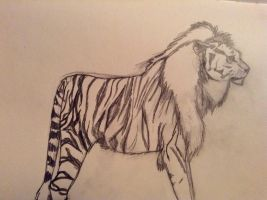 Liger by AnamayCat