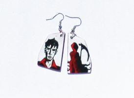 Dylan Dog by dorashouldprint