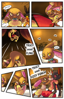 M6P21 - Butterscotch Sundae + Respectable Gents by cricketune