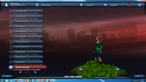 Hedge Traveler - City of Heroes by Thrythlind