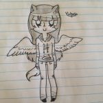 Killer good looks by Winged-CatGirl-Kin