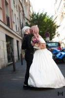 FFXIII - Kissing in Paris by Scarxd