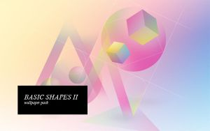 Basic Shapes 2 by 2Shi