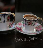 Turkish Coffie by CaGaTaYGENCAY