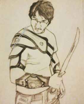 Markiplier  by jadewolfe69